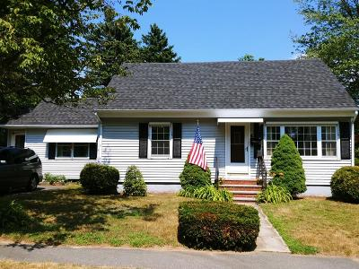 Stoneham Single Family Home Under Agreement: 4 Kays Road
