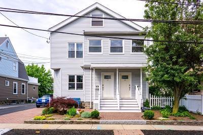 Watertown Condo/Townhouse For Sale: 13 Hazel Street #13