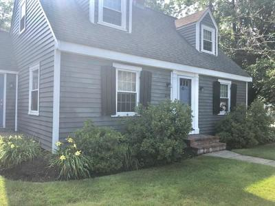 Lowell Single Family Home For Sale: 294 Boylston St