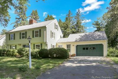 Andover Single Family Home Contingent: 10 Appletree Ln