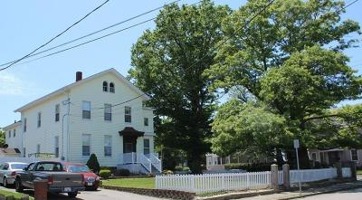 Fall River Multi Family Home Price Changed: 644 Broadway