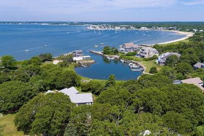 Yarmouth MA Single Family Home Under Agreement: $1,550,000