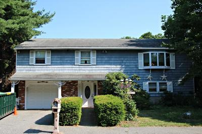 Saugus MA Single Family Home Under Agreement: $525,000