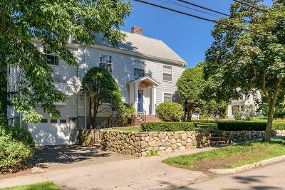 Arlington MA Single Family Home New: $849,000