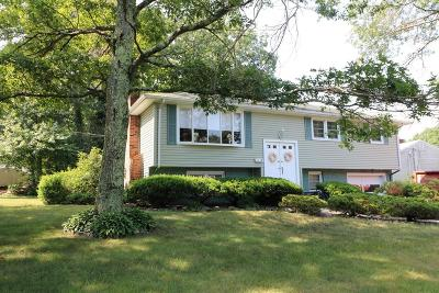 Brockton Single Family Home For Sale: 34 Candy Ln