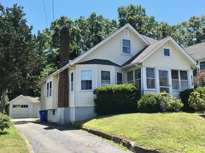 Waltham Single Family Home For Sale: 114 Thornton Road