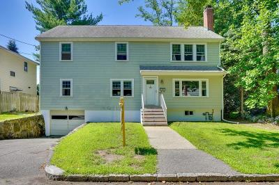 Arlington MA Single Family Home Under Agreement: $999,400