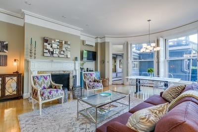 Condo/Townhouse For Sale: 414 Beacon St #2