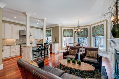 Condo/Townhouse For Sale: 392 Marlborough St #3