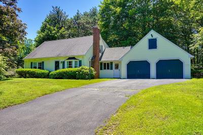 Sudbury Single Family Home For Sale: 35 Wagonwheel Rd