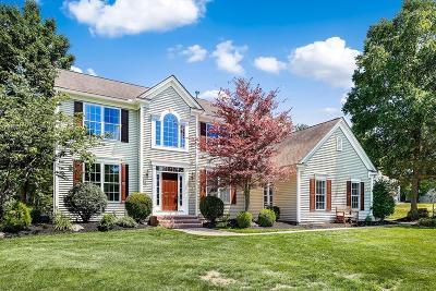 Hopkinton Single Family Home Contingent: 6 Washington Ln