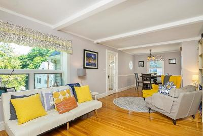 Malden Single Family Home For Sale: 71 Woodland Rd