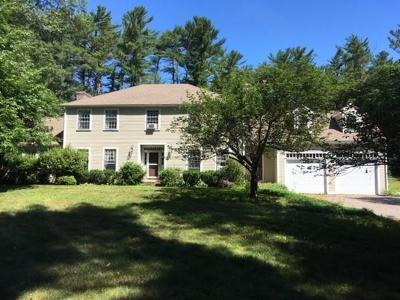 Duxbury Single Family Home Under Agreement: 688 Union St
