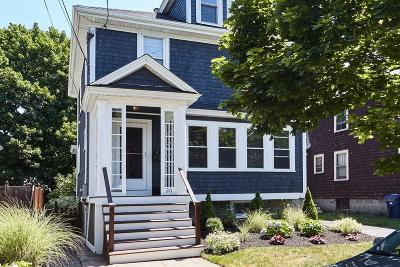 Boston Single Family Home For Sale: 20 Lenoxdale