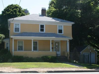 Stoughton Single Family Home Contingent: 766 Central Street