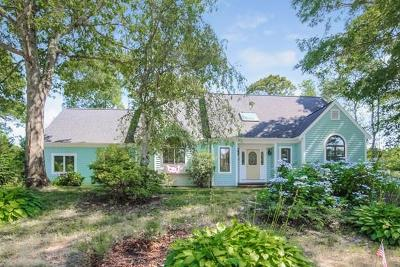 MA-Barnstable County Single Family Home For Sale: 53 Krikor Drive