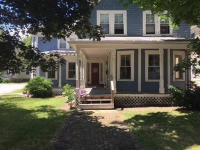 Wareham Single Family Home For Sale: 408 Main St