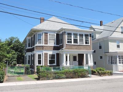 Quincy Multi Family Home New: 44-46 Appleton St