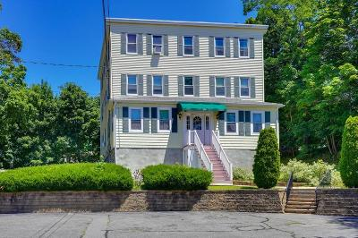 Wakefield Condo/Townhouse Contingent: 314 Water Street #2