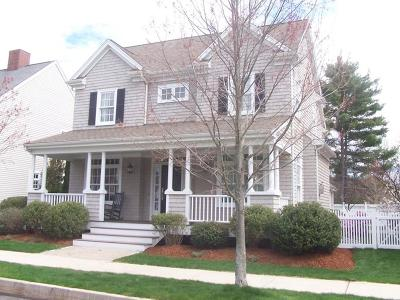 Medfield Single Family Home For Sale: 9 Maple St #9