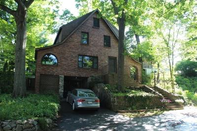 Arlington Single Family Home Under Agreement: 116 Brand St