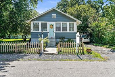 Scituate Single Family Home For Sale: 33 Garden Rd