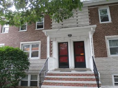 Malden Condo/Townhouse Under Agreement: 12 Newman Road #12