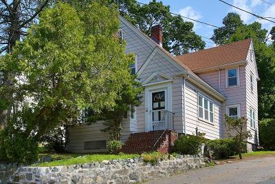 Malden Single Family Home For Sale: 621 Highland Ave