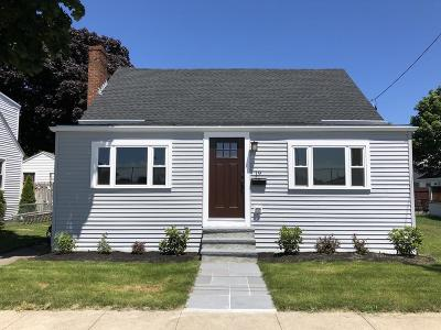 Hull Single Family Home For Sale: 19 N St