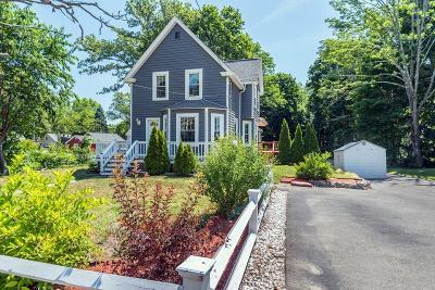 Billerica Single Family Home For Sale: 40 Treble Cove Road