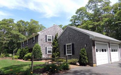 Falmouth Single Family Home Under Agreement: 111 Two Ponds