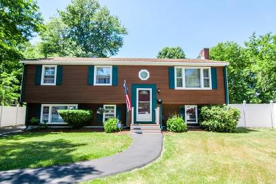 Brockton Single Family Home For Sale: 11 10th Ave