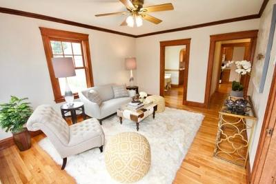 Cambridge MA Single Family Home Contingent: $1,129,000