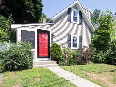 Ashland Single Family Home Under Agreement: 8 Metropolitan Ave
