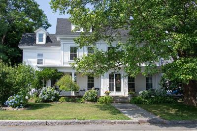 Rockport Condo/Townhouse Contingent: 182 Granite Street #3