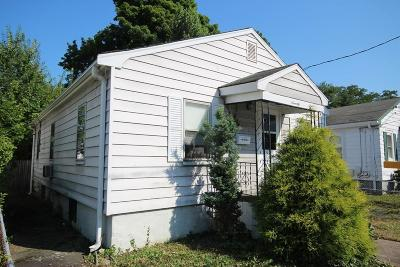 Waltham Single Family Home Under Agreement: 70 Princeton Ave