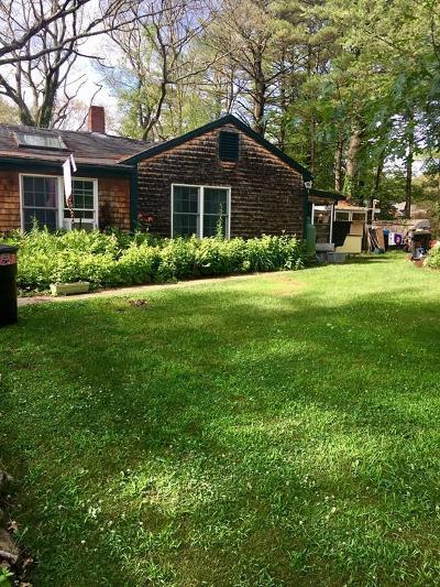 Gloucester MA Single Family Home For Sale: $337,500