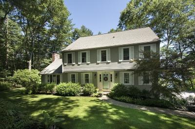 Duxbury Single Family Home For Sale: 28 Apple Hill Lane