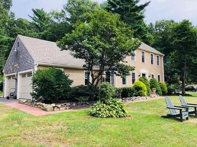 Marshfield Single Family Home For Sale: 150 Sawyers Lane