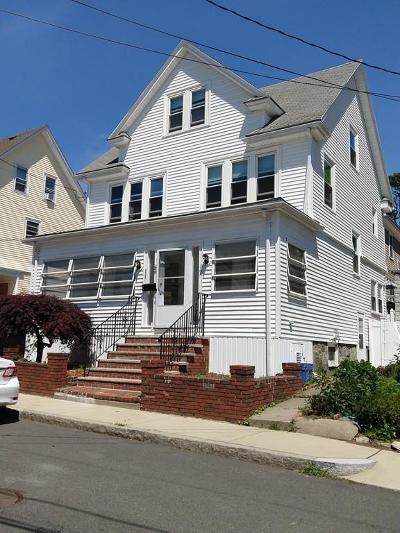 Malden Single Family Home For Sale: 8 Gellineau St