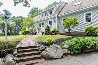 Scituate Single Family Home For Sale: 12 Boulder Lane
