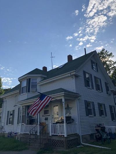 Middleboro Single Family Home For Sale: 1 High St