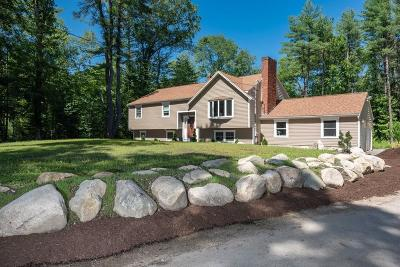 Norwell Single Family Home For Sale: 248 Wildcat Ln