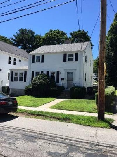 Watertown MA Single Family Home For Sale: $549,900