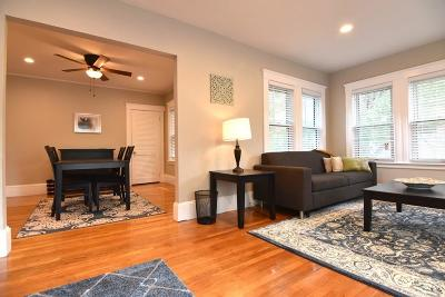 Newton Condo/Townhouse New: 384 Parker St #384