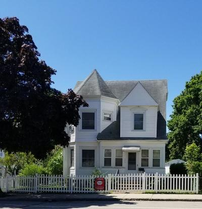 Quincy Single Family Home New: 153 Whitwell St