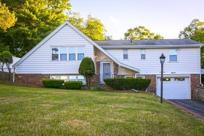 Braintree Single Family Home For Sale: 511 Granite St