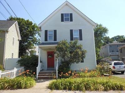 Watertown Multi Family Home Under Agreement: 181-183 Fayette Street