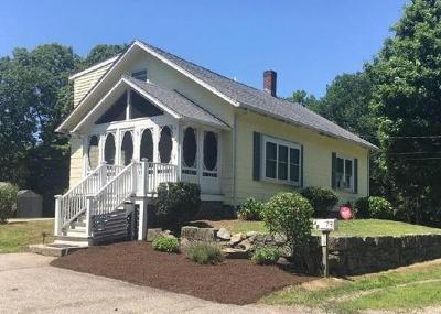 Foxboro MA Single Family Home New: $375,000
