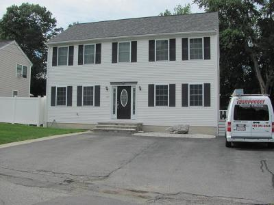 Lowell Single Family Home Under Agreement: 172 Eighteenth